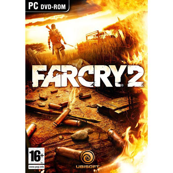 Far Cry 2 sur PC (Dématérialisé)