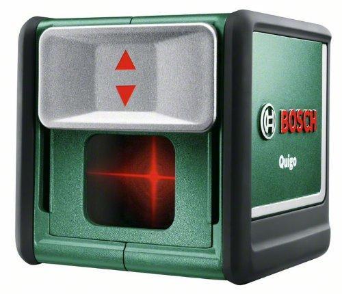 niveau laser Bosch Quigo  II avec adaptateur fixation rapide