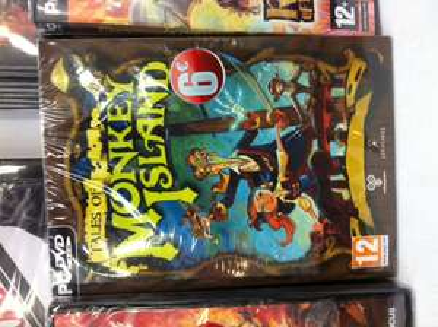 Jeu PC Tales of Monkey Island