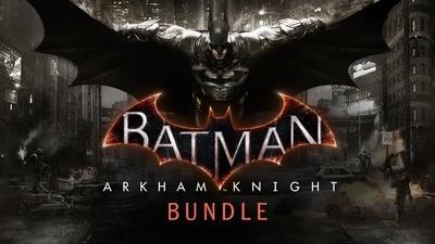 Batman: Arkham Knight Bundle sur PC (Dématérialisé - Steam)