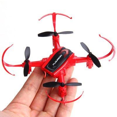 Drone quadcopter Floureon H101 fonction vol inversé