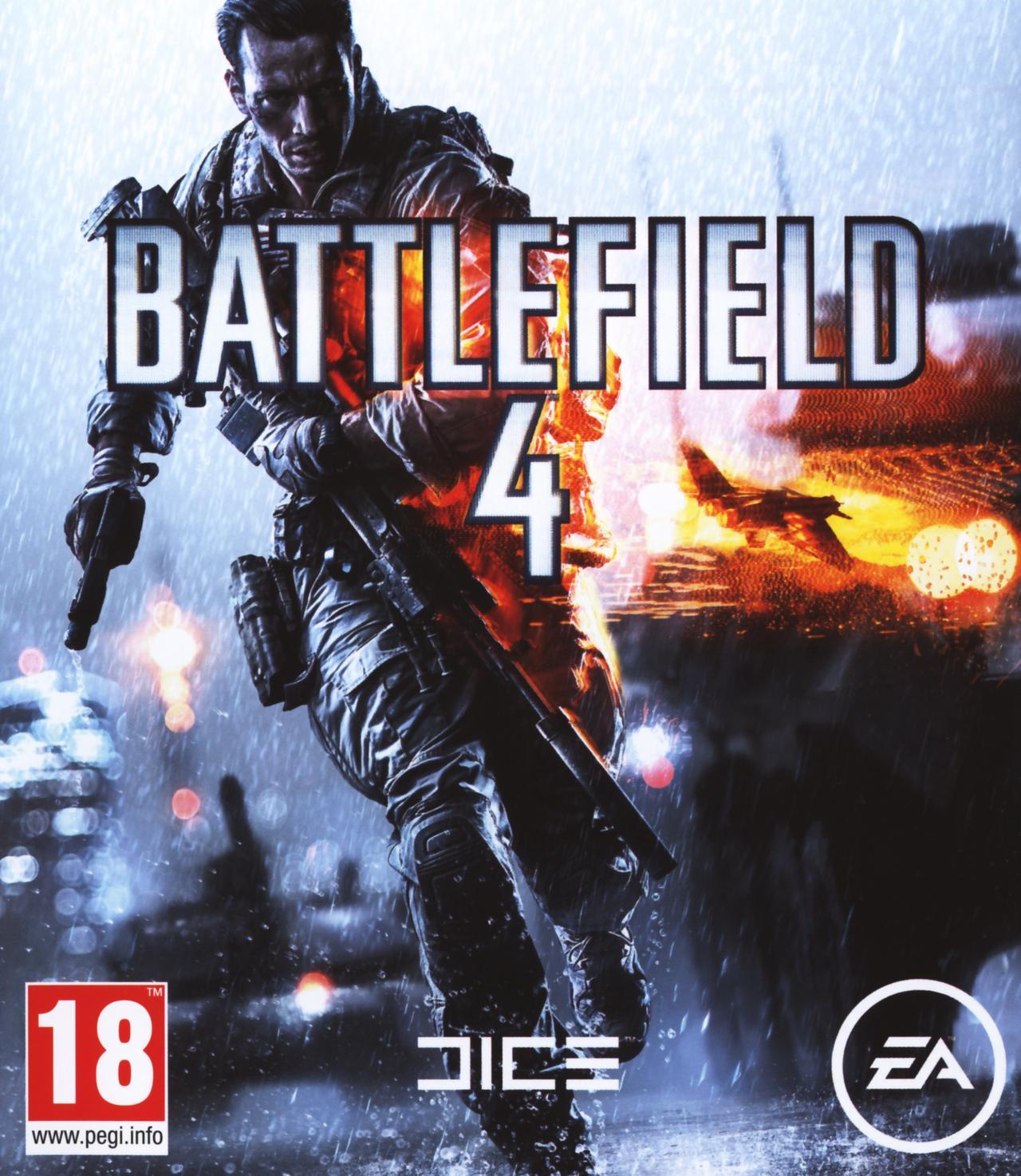 5 DLC Gratuits pour Battlefield 4 sur Xbox One / Xbox 360 / PS4 / PS3 & PC (Dématérialisés) - China Rising + Dragon's Teeth + Final Stand + Naval Strike + Second Assault