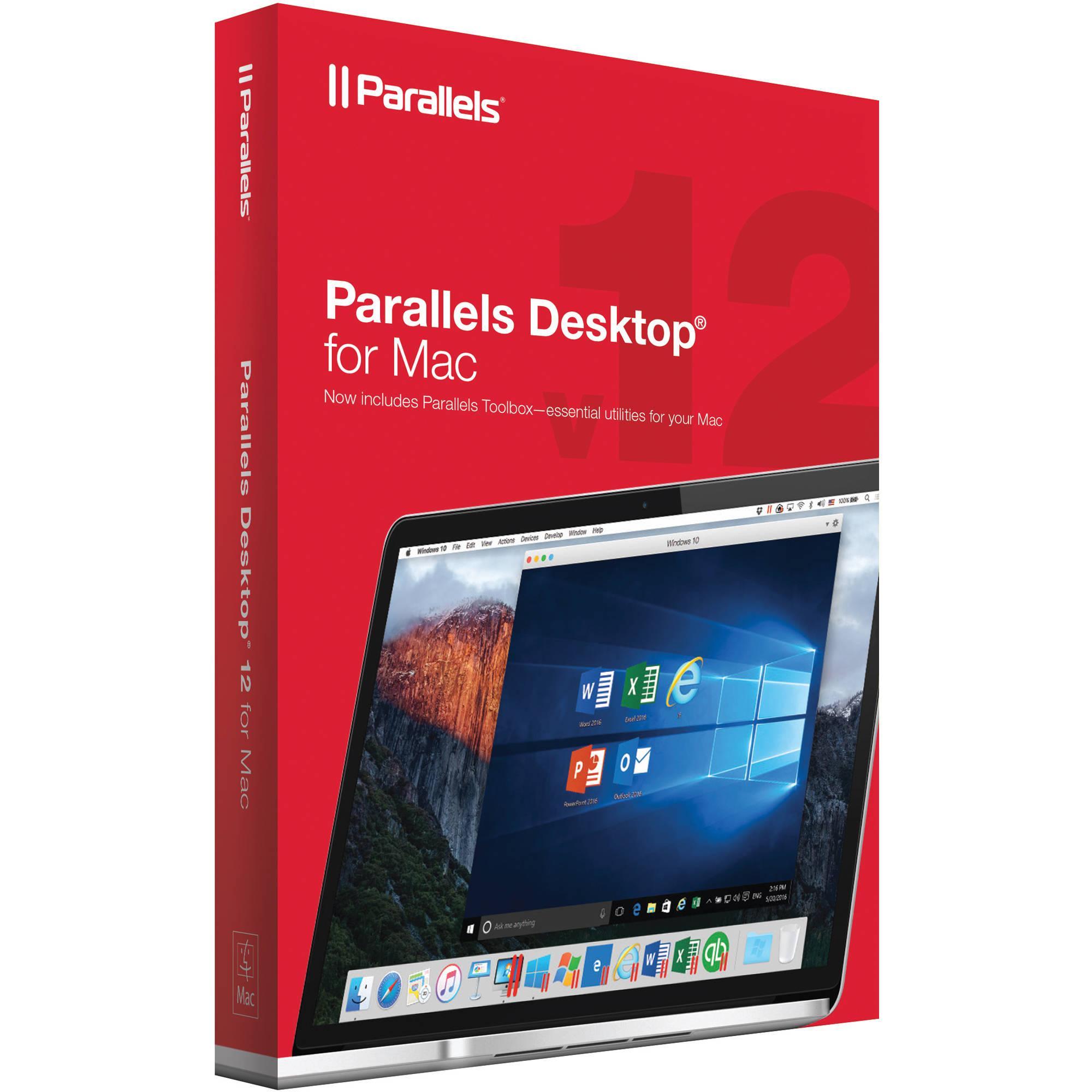 [Etudiants] Logiciel Parallels Desktop 12 pour MAC gratuit