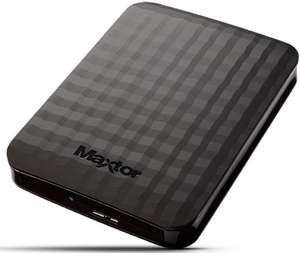 "Disque dur externe 2.5"" USB 3.0 Maxtor M3 - 2 To"