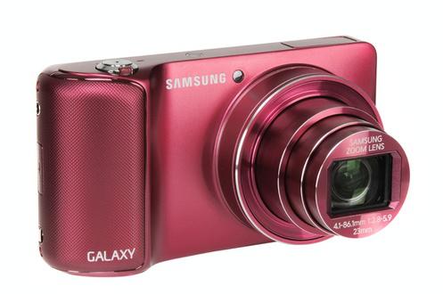 Appareil Photo Samsung Galaxy Camera Wifi Rouge avec ODR (80€)