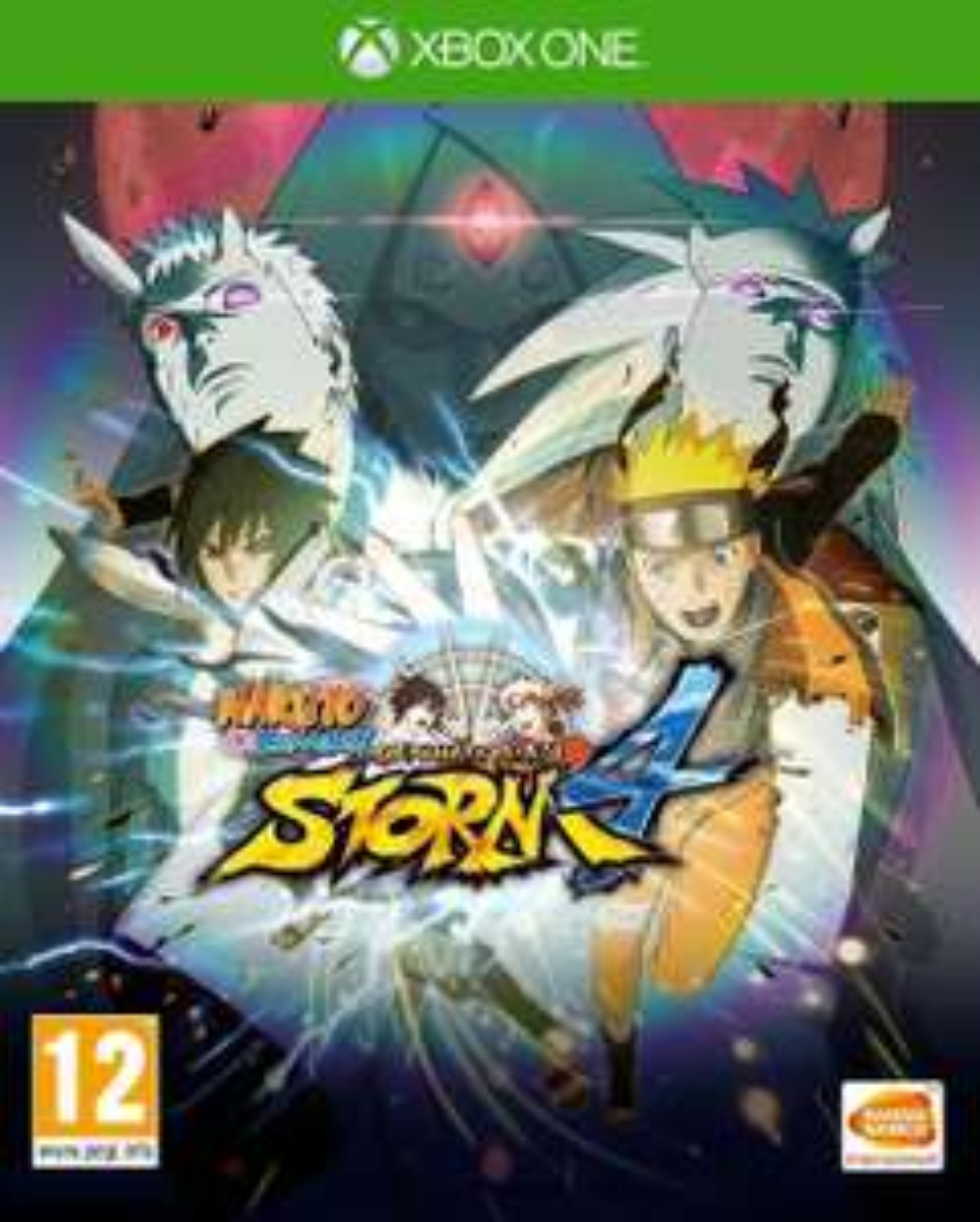 Jeu Naruto Shippuden : Ultimate Ninja Storm 4 sur Xbox One et PS4