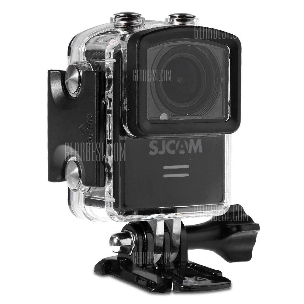 Caméra sportive SJCAM M20 (2160p, 16 Mpix, différents coloris)