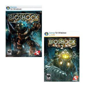 Pack Bioshock 1 & 2 sur PC (Steam)