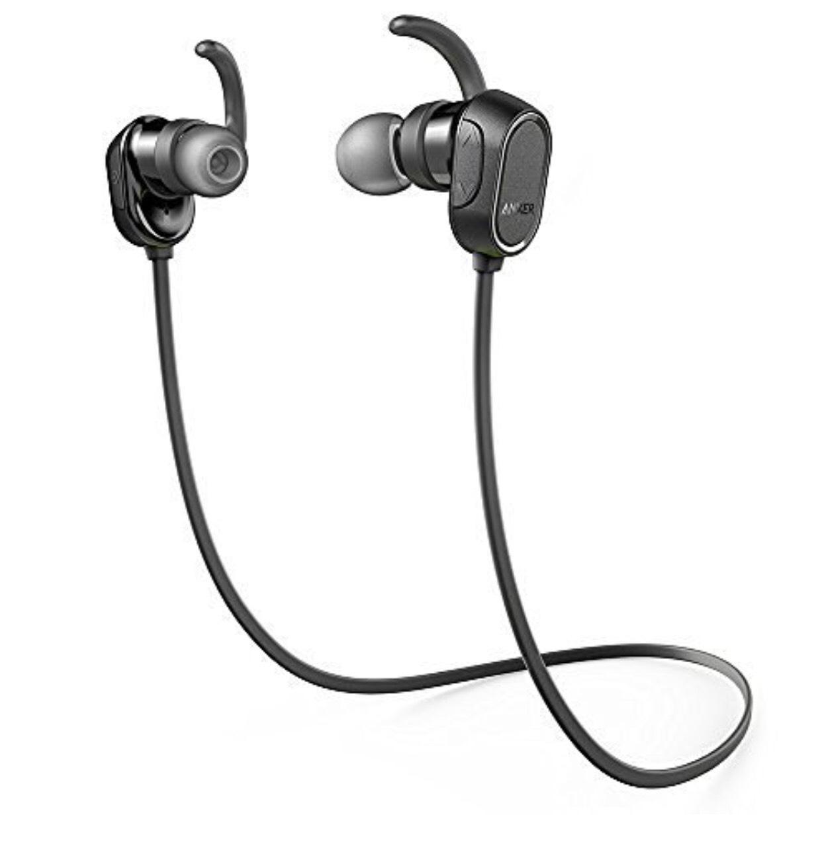 Ecouteurs Bluetooth Anker Soundbuds Sport