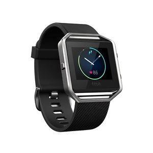 Montre connectée Fitbit Blaze Fitness - Noir, Large