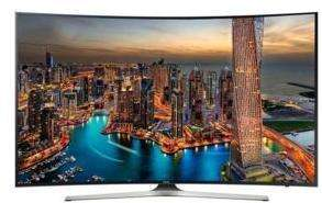 "TV 55"" incurvé Samsung UE55KU6100 - Smart TV, UHD 4K"