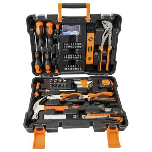 Set d'outils Werckmann - 73 pièces + Coffret