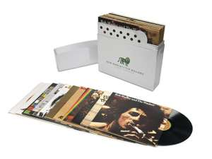 Coffret Bob Marley: The Complete Island Recordings - 11 Vinyles