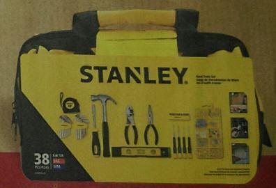 Sacoche de 38 outils de bricolage Stanley