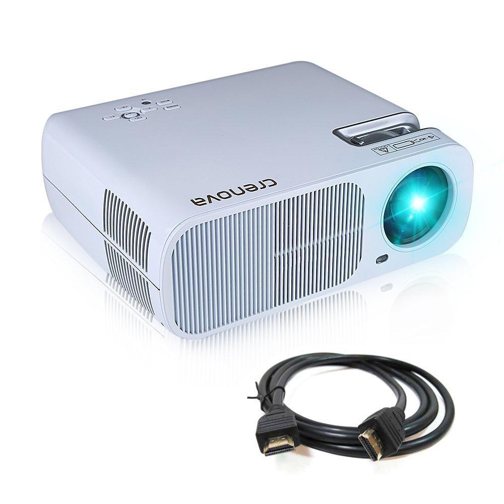 Vidéoprojecteur Crenova XPE600 (800x480, 2600 lumens)