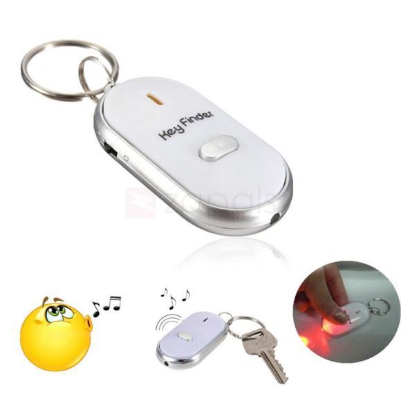 Porte-clefs localisateur (avec lumière / son) - livraison comprise