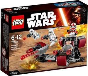 Jouet  Lego Star Wars - Galactic Empire Battle Pack (75134)