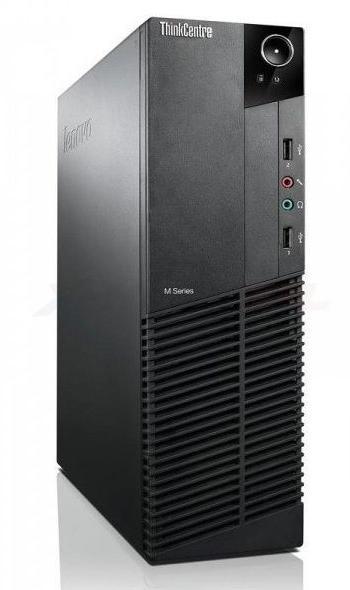 Ordinateur Lenovo ThinkCentre M82-SFF (Celeron G1610, 4 Go de RAM, 250 Go, Ubuntu)