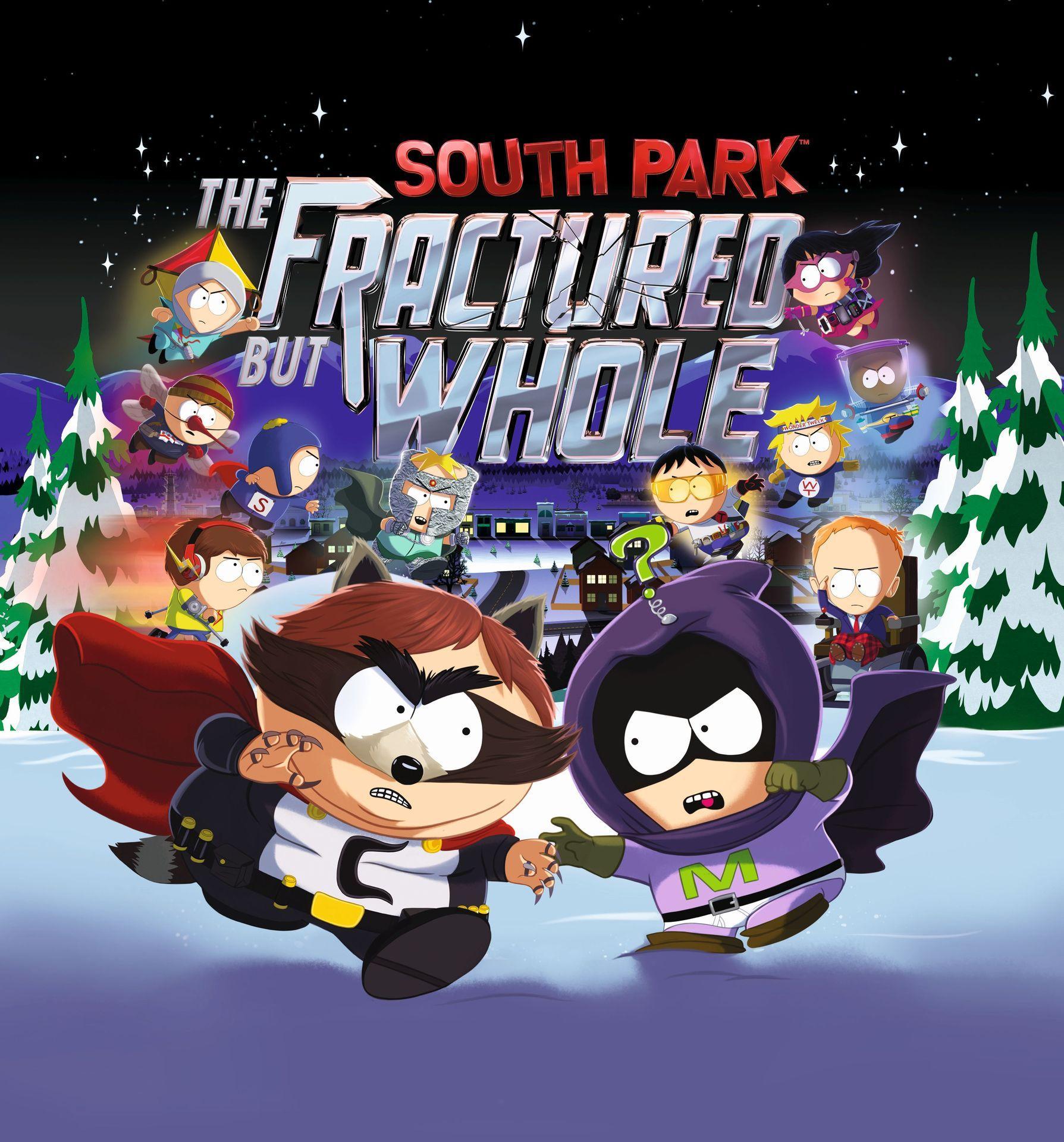 Précommande : South Park : L'annale du destin sur PS4 et Xbox One + bonus précommande