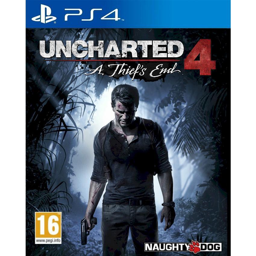 Sélection de Jeux Vidéo en promotion sur PS4 - Ex: No Man's Sky ou Uncharted 4: A Thief's End (Standard Plus Edition)
