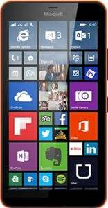 "Smartphone 5.7"" Microsoft Lumia 640 XL - 4G, Double-SIM, Orange (via ODR de 50€)"