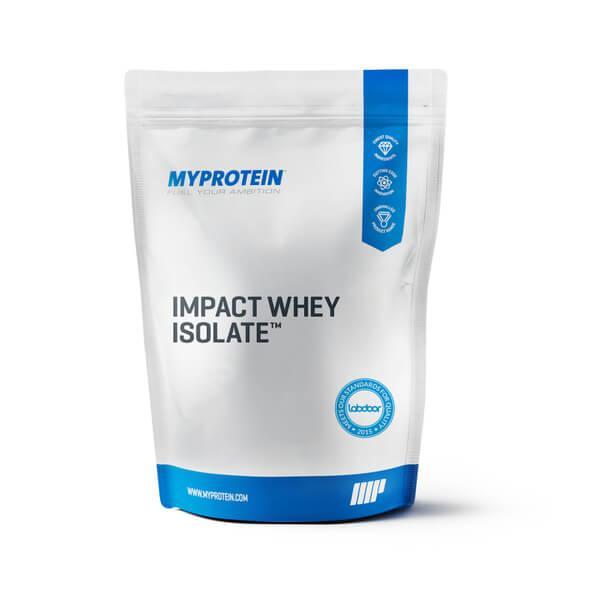Jusqu'à 60% de réduction sur une sélection d'articles - Ex : Poche Impact Whey Isolate 1 kg