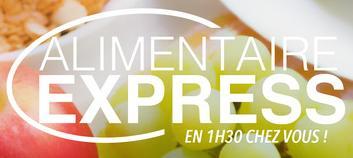 10€ offerts dès 40€ d'achat sur votre commande Alimentaire Express