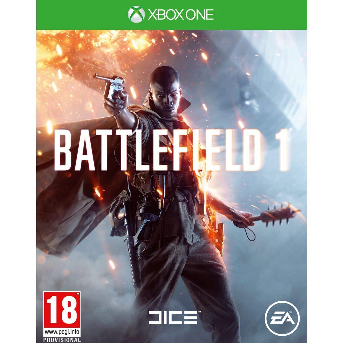 [Précommande] Battlefield 1 sur PC à 40.99€ et sur Xbox One / PS4 en ligne ou en magasin
