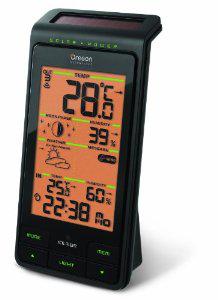 Station météo solaire Oregon BAR 808HG double alimentation