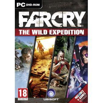 Sélection de jeux vidéo sur PC en promotion - Ex : Far Cry The Wild Expedition