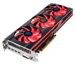 Carte graphique Radeon HD7990 + 8 jeux offerts