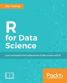 1 Ebook offert par jour - Aujourd'hui : R for data science par Dan Toomey (Anglais - au lieu de 29,02€)