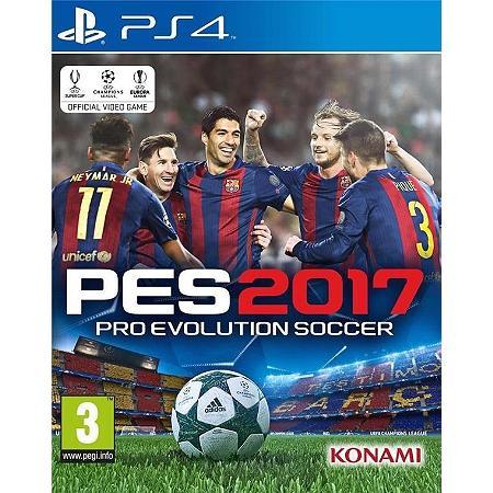 Pes 2017 sur PS4 et Xbox One