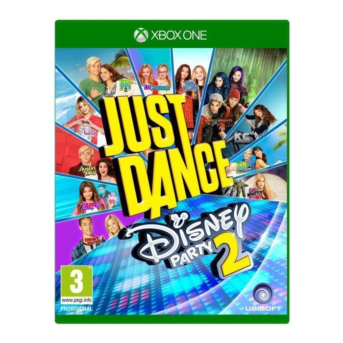 Just Dance Disney 2 sur Xbox One
