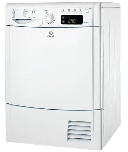 Sèche-linge à condensation  Indesit IDCEHG45BFR  - 8 Kg