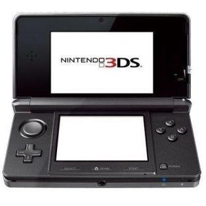 Console Nintendo 3DS Noir Cosmos