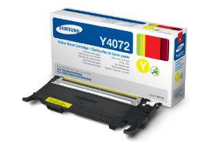 Samsung CLT-Y4072S Cartouche de toner Jaune (6.5€ de port)