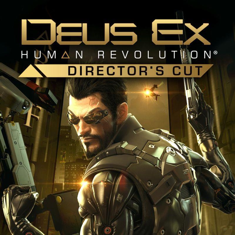 Sélection de jeux PC en promotion - Ex : Deus Ex Human Revolution Director's Cut sur PC (Dématérialisé - Steam)
