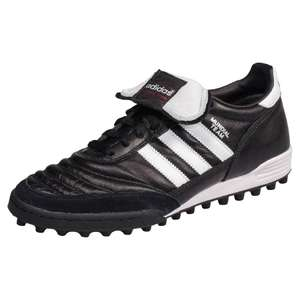 Chaussures Adidas Mundial Team TF pour Homme (Tailles 40, 40 2/3 et 47 1/3)