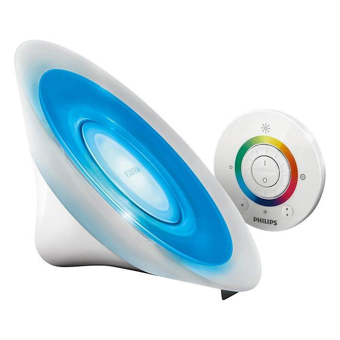 Sélection de lampes Philips en promotion - Ex : LivingColors Aura Blanc 8W