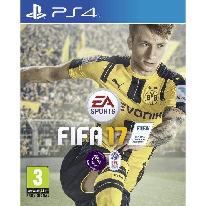 [Précommande] FIFA 17 sur PS4 ou Xbox One (Jeu en Français / Boite en Anglais)