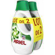 Lot de 2 bidons de lessive liquide Ariel - 46 Lavages (via 9.35€ sur la carte de fidélité + BDR)
