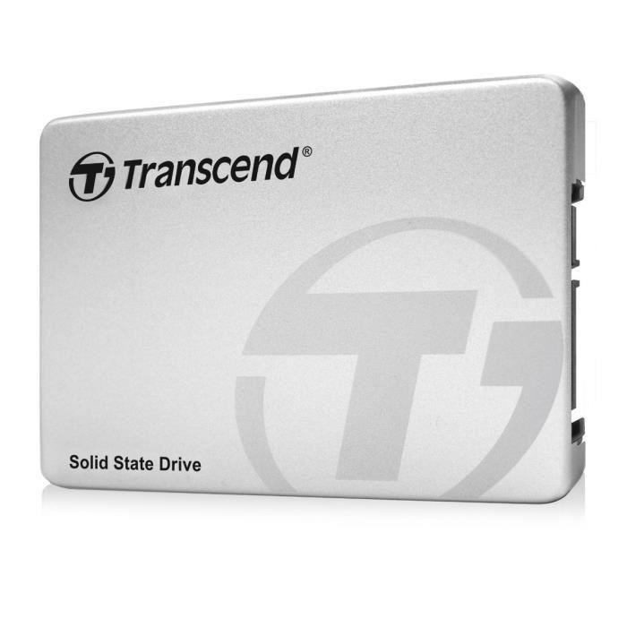 SSD interne Transcend SSD220S (Mémoire TLC) - 240 Go