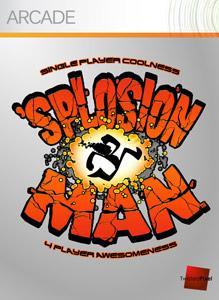 [Gold] Jeu Splosion Man + DLC Prologue to Ms. Splosion Man gratuits sur Xbox 360 et Xbox One au lieu de 9,49€ (Dématérialisés - XBLA Backward Compatible)