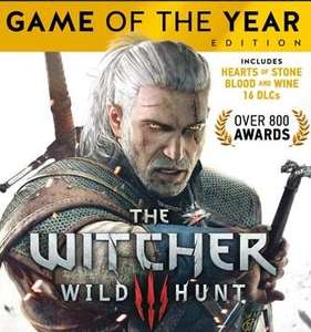The Witcher 3: Wild Hunt - Édition Game of the Year sur PC (Dématérialisé - GoG)