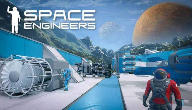 Space Engineers sur PC (Dématérialisé - Steam)