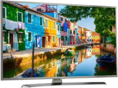 "TV 49"" LG 49UH668VHDR - 4K UHD, 1200 PMI, Smart TV (via ODR)"