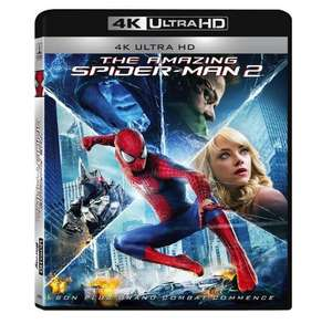Blu-ray 4K The Amazing Spider-Man 2 ou Hancook