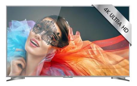"""TV 75"""" Polaroid TQL75UHDP - UHD 4K +195€ de bons d'achats pour les adhérents Fnac"""