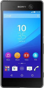 "Smartphone 5"" Sony Xperia M5 - double-SIM, différents coloris (via ODR de 30€)"